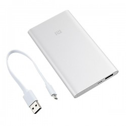 Baterie externa Xiaomi Mi Power Bank 2 5000mAh
