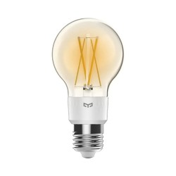 Bec cu filament Yeelight Smart Filament Bulb YLDP12YL, 6W, 700lm