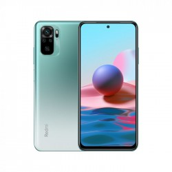 Telefon mobil Xiaomi Redmi Note 10 Dual Sim 4GB+128GB - Lake Green
